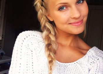 Селфи красивых девушек (35 фото)