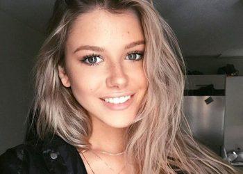 Очаровательные улыбки девушек (35 фото)