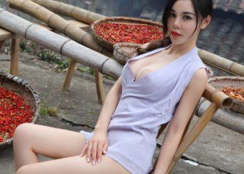 Уникальная фотосессия фермерш в Китае (31 фото)