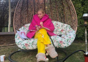 «Пляски бывшего лебедя»: Фанаты Волочковой высмеяли её «похмельный» мастер-класс после Пасхи