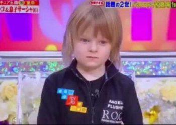 Гном Гномыч рано постарел! Во время интервью японцы пожалели сына Рудковской за безжизненный взгляд