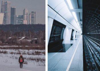 20 контрастных фото, которые заставляют задуматься (21фото)