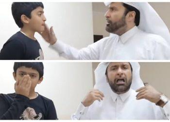 Катарский социолог учит мусульман правильно бить своих жен (4фото+1видео)