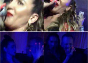 «Заигрывает с женатым мужиком»: Инсайдеры слили видео в сеть «веселой» Ольги Бузовой
