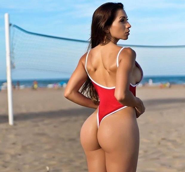 красота на пляже