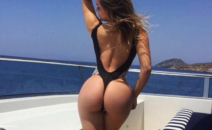 на яхте позируем правильно