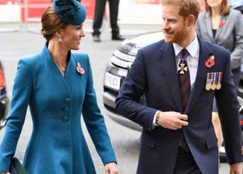 Кейт Миддлтон и принц Уильям прокомментировали рождение племянника