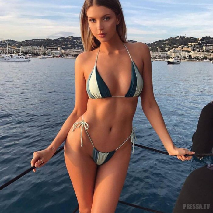 позируем в Монако на фоне крутых яхт