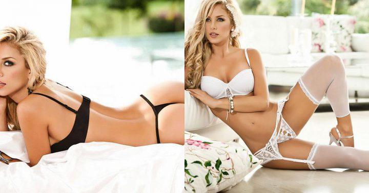 в каком белье ей лучше: в белом или черном?