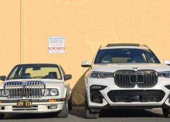 Эволюция решетки радиатора BMW за 35 лет (7фото)