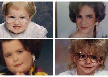40 фотографий, на которых дети до смешного напоминают взрослых (41фото)