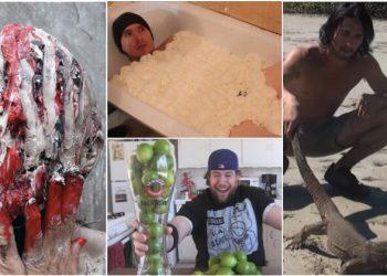 15 самых тупых, странных и пугающих каналов с YouTube, которые мы заслужили (1фото+16видео)