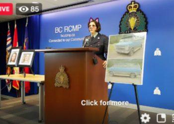 Фейл канадской полиции (фото)