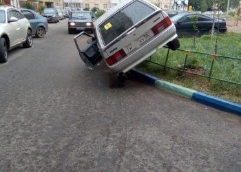 Мастер парковки? Так много вопросов и никаких ответов (6 фото)