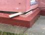 И так сойдёт: «ремонт» здания по-ямальски (2 фото)