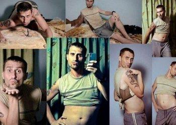Как бы выглядели парни, если бы фотографировались как девушки (14 фото)