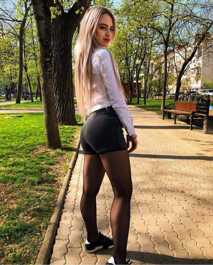 прогуливаясь в парке