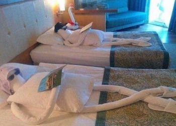 Беспощадный креатив от отелей (14 фото)