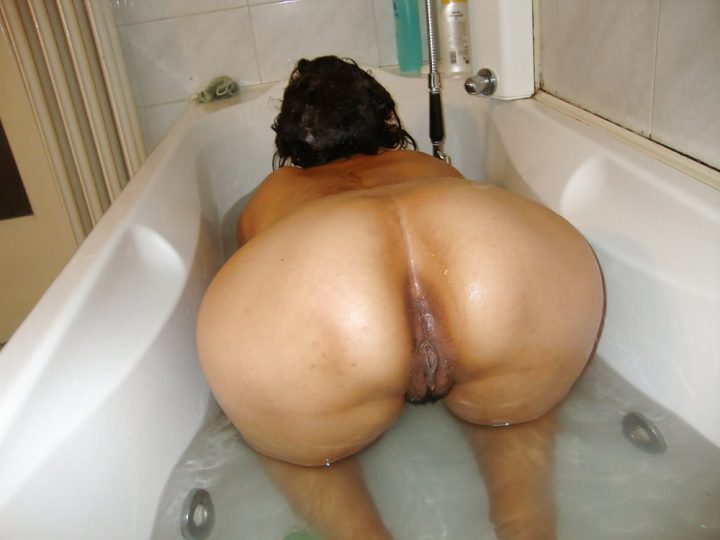 в ванне раком