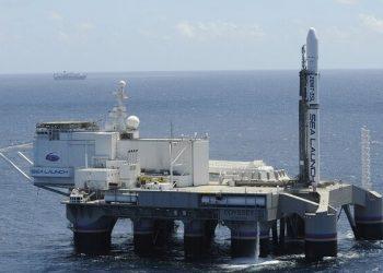 Начало перебазировки космодрома «Морской старт» запланировали на 22 февраля