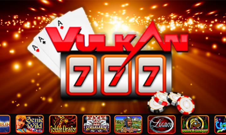 Казино Вулкан 777 - место твоих побед!