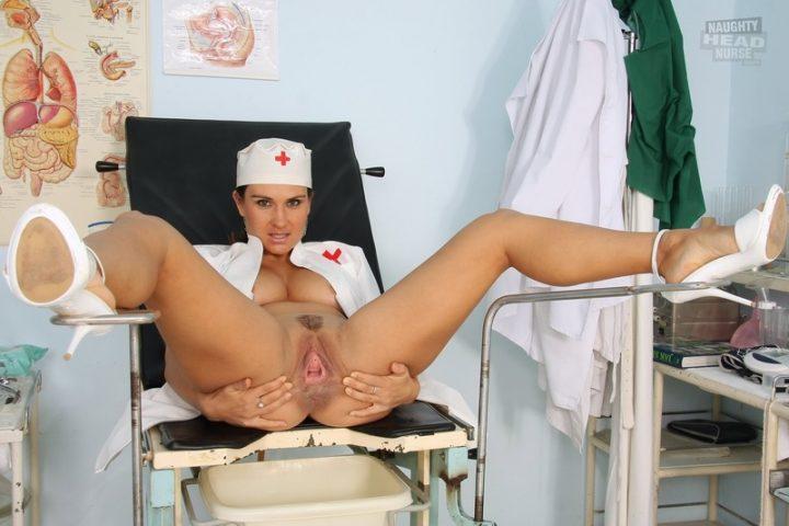 Сексуальные медсестры - 100 развратных фото девушек и женщин в белом