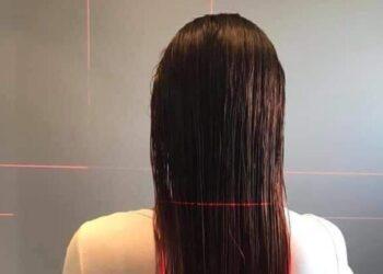 Когда вы работаете на стройке, а ваша девушка просит подстричь ей кончики (4фото)