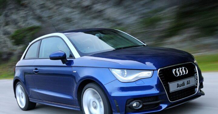 Обзор автомобиля Audi A1