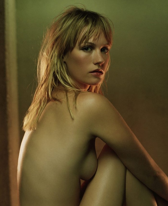 Дженьюэри Джонс очень красивая актриса