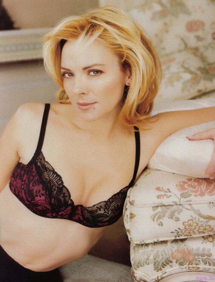 Ким Кэттролл звезда фильма Секс в большом городе, еще та горячая штучка