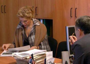 Персонажи сериала «Спасти босса» (2012)