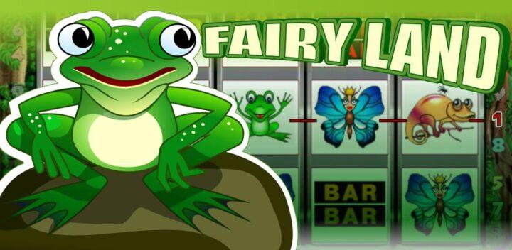 Описание слота Fairy Land в казино Eldorado