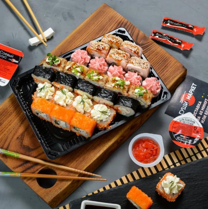 Выгодные акции на суши и роллы в Перми