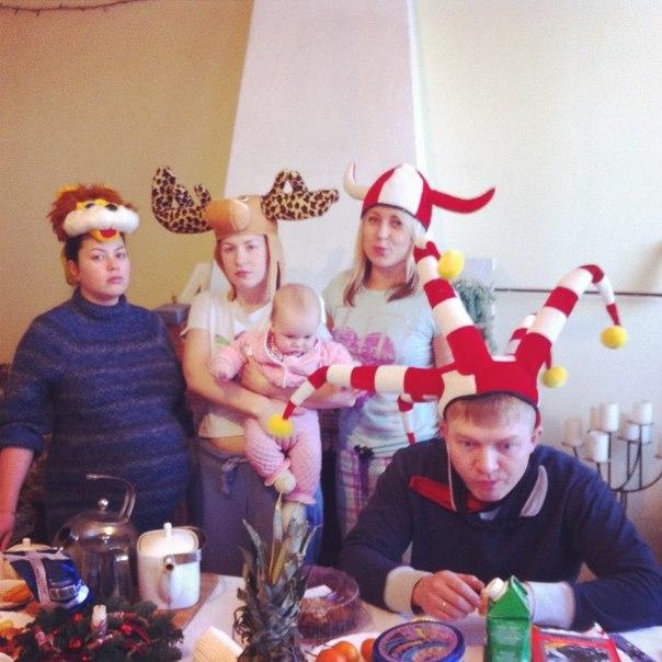 У этой семьи в Новый год что то пошло не так