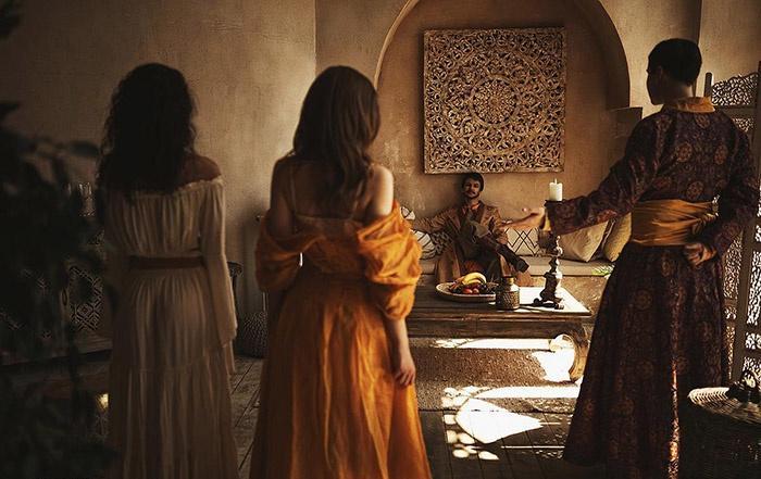 История создания и сюжет телесериала «Игра престолов»