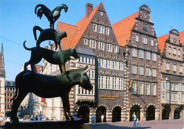 Знаменитые культурные города Германии