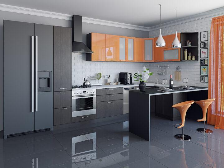 Покупка модульной кухни