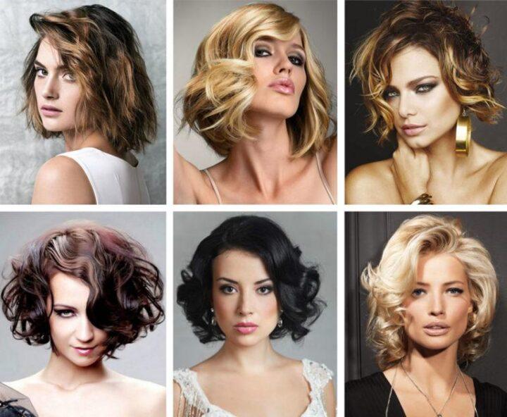 8 секретов укладки волос на средние волосы